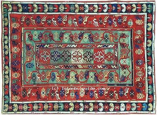 Another Type Of Oriental Rug Is The Traditional Turkish Which Made Using A Double Loop Knot These Rigs Will Generally Be With Wool And Silk