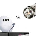 Cable vs Satelitte TV